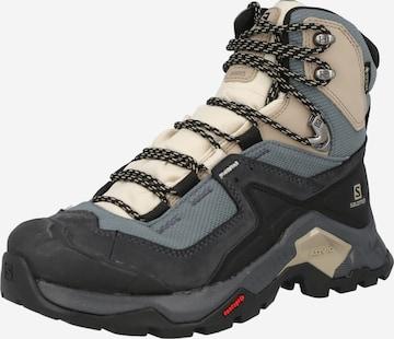 SALOMON Boots 'QUEST ELEMENT' σε γκρι