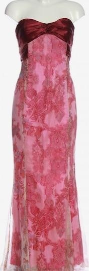 Sonja Kiefer schulterfreies Kleid in S in pink / rot, Produktansicht