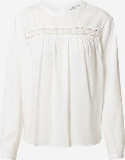 ABOUT YOU Blouse 'Lenio' in white, Item view