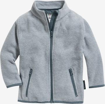 PLAYSHOESFlis jakna - siva boja