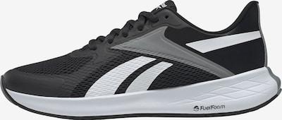 Reebok Sport Laufschuh 'Energen Run' in silbergrau / schwarz / weiß, Produktansicht
