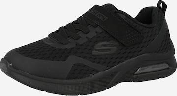 Sneaker 'Microspec Max' de la SKECHERS pe negru