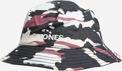 JACK & JONES Müts 'DANIEL' kreem / opaal / grafiit / rosé / valge, Tootevaade