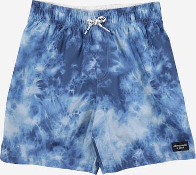 Abercrombie & Fitch Bermudas en azul / azul claro, Vista del producto
