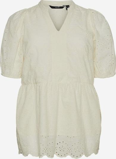 Vero Moda Curve Bluza 'NICE' | kremna barva, Prikaz izdelka