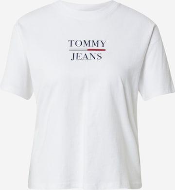 Maglietta di Tommy Jeans in bianco