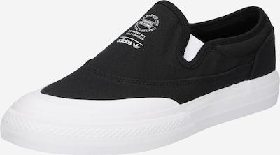 ADIDAS ORIGINALS Slip On 'Nizza' in schwarz / weiß, Produktansicht
