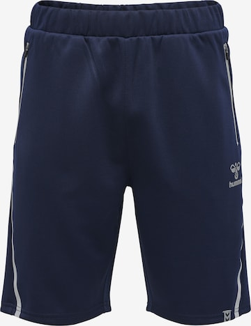 Pantalon de sport Hummel en bleu