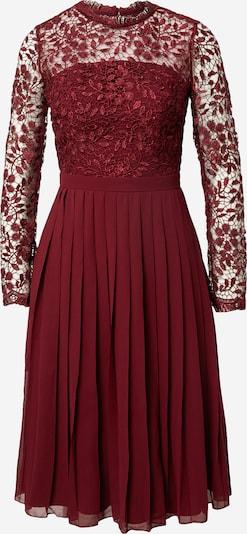 Rochie Chi Chi London pe roșu burgundy, Vizualizare produs