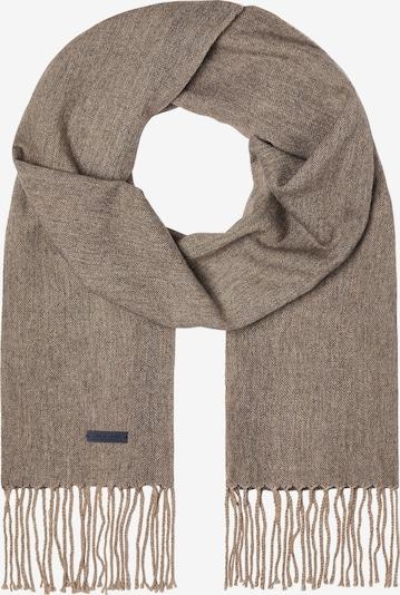 PIERRE CARDIN Schal in beige / grau, Produktansicht