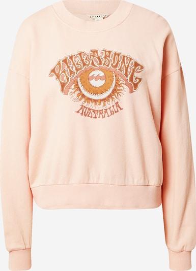 BILLABONG Sport sweatshirt i lax / pastellorange / ljusorange / mörkorange, Produktvy