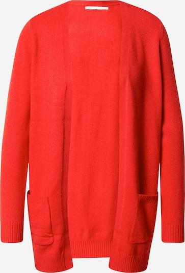 ONLY Strickjacke 'Lesly' in rot, Produktansicht