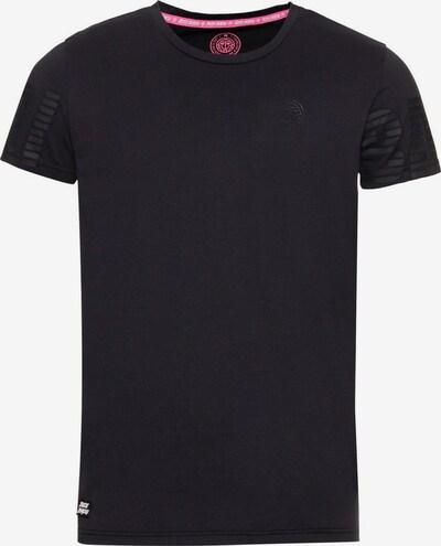 BIDI BADU T-Shirt Dinari im modernen Look in schwarz, Produktansicht