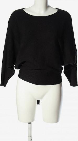MAGIC WOMAN Cropped Pullover in M in schwarz, Produktansicht