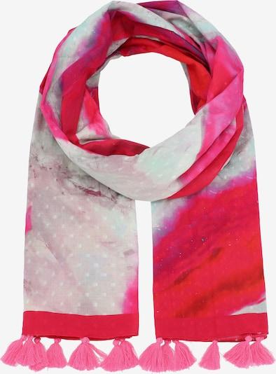 Desigual Schal in pink / fuchsia / weiß, Produktansicht