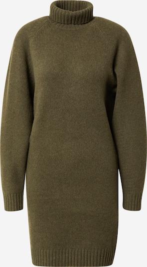 Megzta suknelė iš Polo Ralph Lauren, spalva – rusvai žalia, Prekių apžvalga