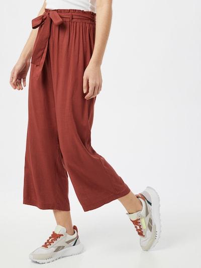 ONLY Kalhoty 'ASTRID' - pastelově červená, Model/ka
