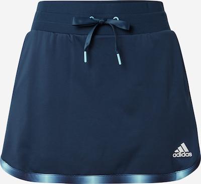 adidas Golf Športno krilo | mornarska / svetlo modra / bela barva, Prikaz izdelka