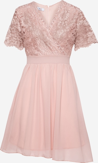 WAL G. Robe de cocktail en rose clair, Vue avec produit