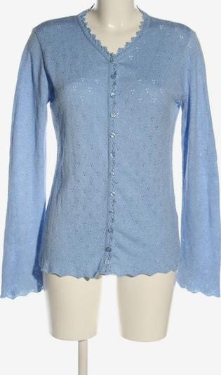 UNBEKANNT Cardigan in L in blau, Produktansicht