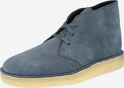 Pantofi cu șireturi 'Coal' Clarks Originals pe albastru porumbel, Vizualizare produs