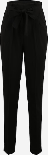 Y.A.S Tall Pantalon à pince 'TUDOR' en noir, Vue avec produit