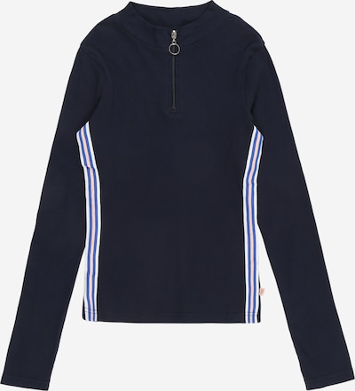 LEMON BERET Shirt in navy / himmelblau / pastellpink / weiß, Produktansicht