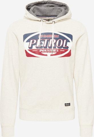 Petrol Industries Sweatshirt in Grau