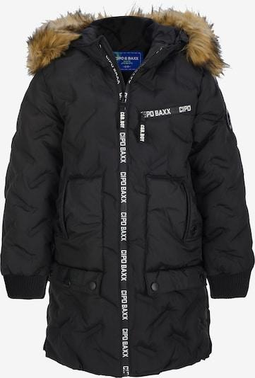 CIPO & BAXX Winterparka 'Mini Sport Adventure' in schwarz, Produktansicht