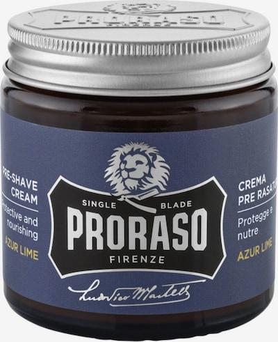 Proraso Rasierschaum 'Azur Lime' in taubenblau / silbergrau / schwarz / weiß, Produktansicht