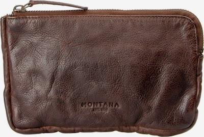 Montana Porte-monnaies 'Laurel' en marron, Vue avec produit