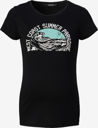 Supermom T-shirt in schwarz, Produktansicht
