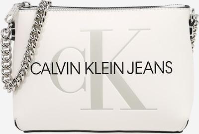 Calvin Klein Jeans Pleca soma melns / balts, Preces skats