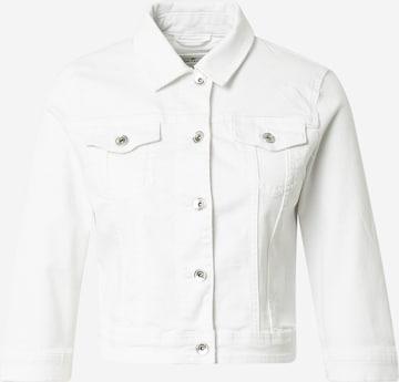 TOM TAILOR Between-Season Jacket in White