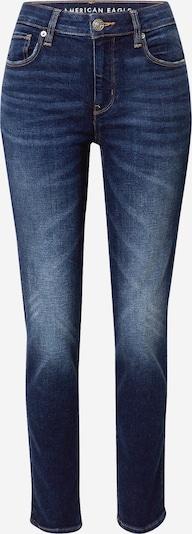 Jeans American Eagle pe navy, Vizualizare produs