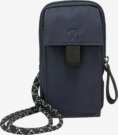 Marc O'Polo Smartphonehoesje in de kleur Donkerblauw / Zwart, Productweergave