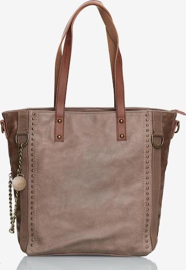 Emma & Kelly Shopper in taupe, Produktansicht