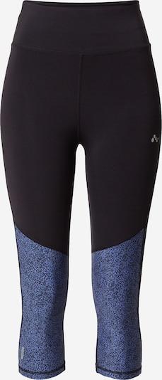 Pantaloni sport 'JUDIEA' ONLY PLAY pe albastru porumbel / negru, Vizualizare produs