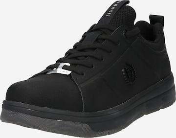 bugatti Platform trainers 'Pyro' in Black