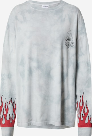 ABOUT YOU x Sharlota Skjorte 'Aileen' i grå