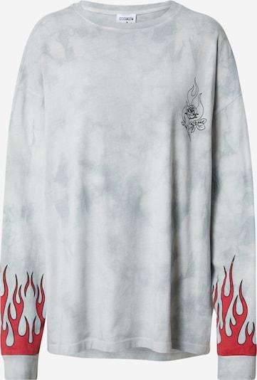 ABOUT YOU x Sharlota T-shirt 'Aileen' i grå, Produktvy
