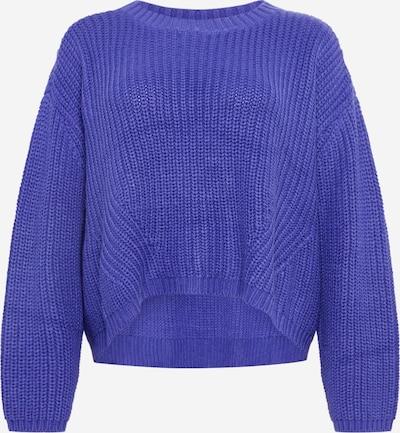 Urban Classics Curvy Pullover in dunkelblau, Produktansicht