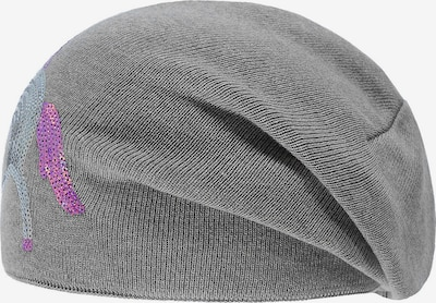 DÖLL Beanie in Grey / Purple, Item view