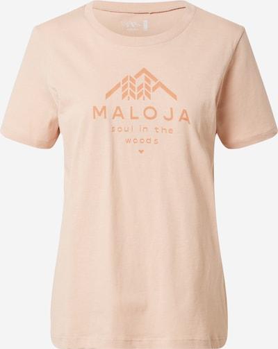 Maloja Sporta krekls 'Platane' rožkrāsas, Preces skats