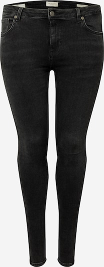 Selected Femme Curve Jeans 'Ina' in de kleur Black denim, Productweergave