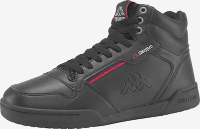 KAPPA Sneaker 'Mangan' in rot / schwarz, Produktansicht