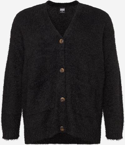 Urban Classics Gebreid vest in de kleur Zwart, Productweergave