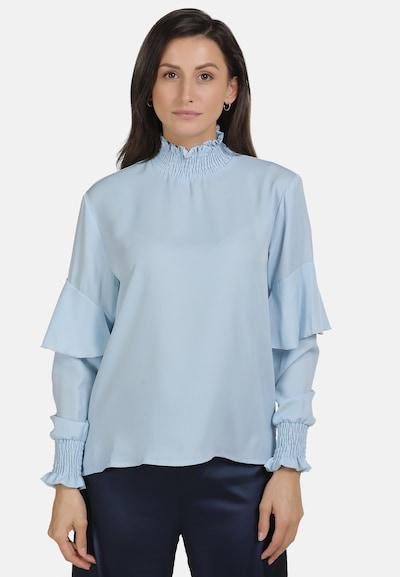 usha BLACK LABEL Bluse in hellblau, Modelansicht