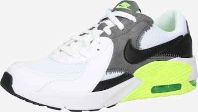 Nike Sportswear Sneaker 'Air Max Excee' i mörkgrå / svart / vit, Produktvy