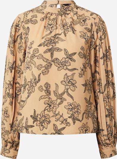 VERO MODA Bluzka 'Filip' w kolorze beżowy / brązowym, Podgląd produktu